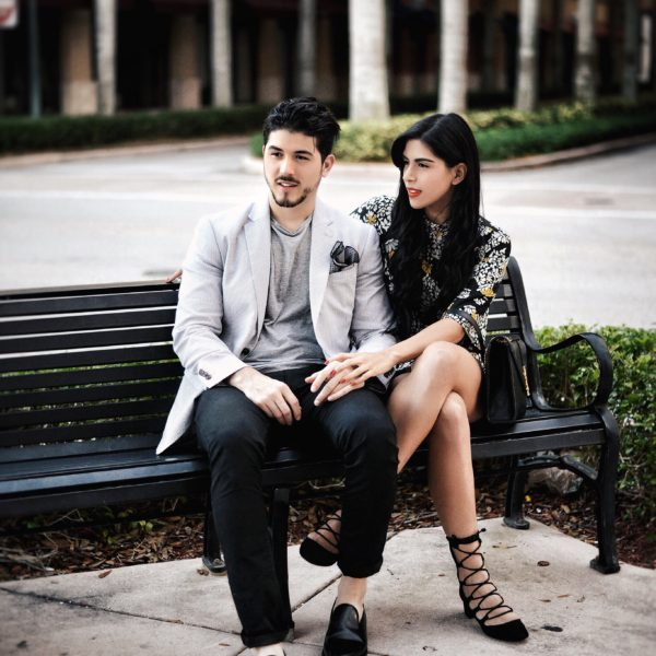 downtown miami dapper fashion inspiration