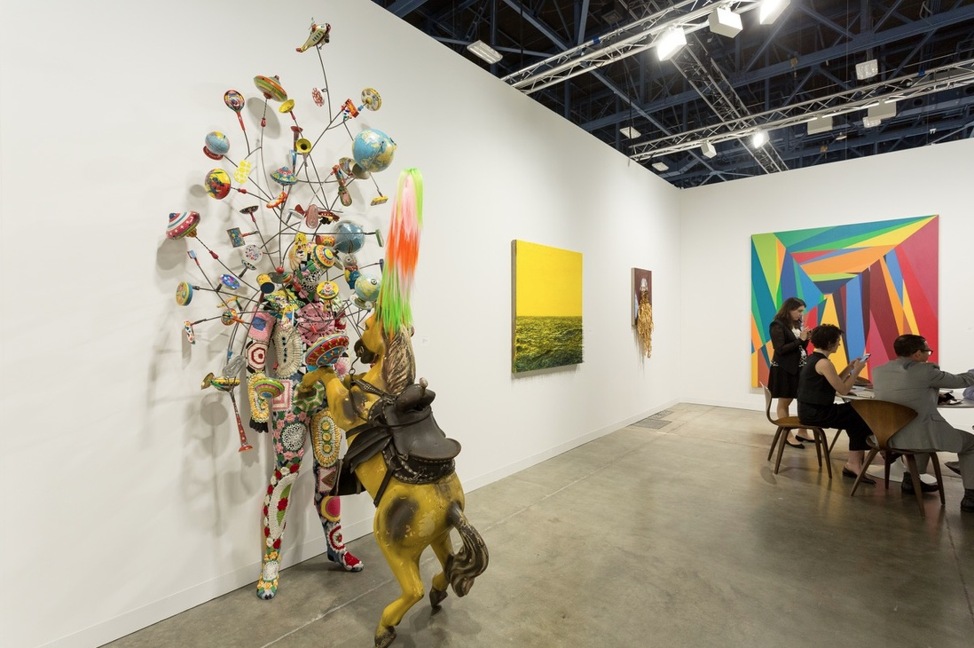 Ten Art Basel Exhibit Stand-Outs & Highlights