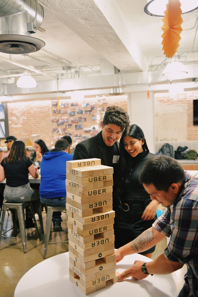 Los Ubers Game Night In Chicago